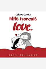 Catana Comics Little Moments of Love 2019 Wall Calendar Calendar