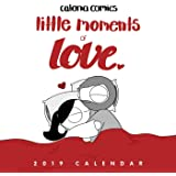 Catana Comics Little Moments of Love 2019 Calendar