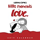 Catana Comics Little Moments of Love 2019 Wall Calendar