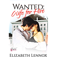 Wanted: Wife for Hire (The Diamond Club Book 8) (English Edition)