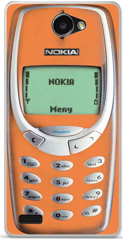 Onozo Carcasa TPU Gel Flexible LG L Bello II Design Nokia ...
