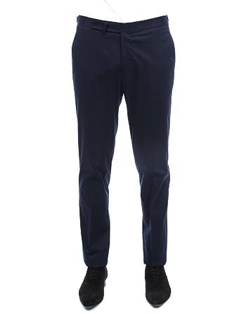 a59257c19340 Bruce Field - Pantalon homme ceinture réglable en coton stretch fin -  Modèle 4160