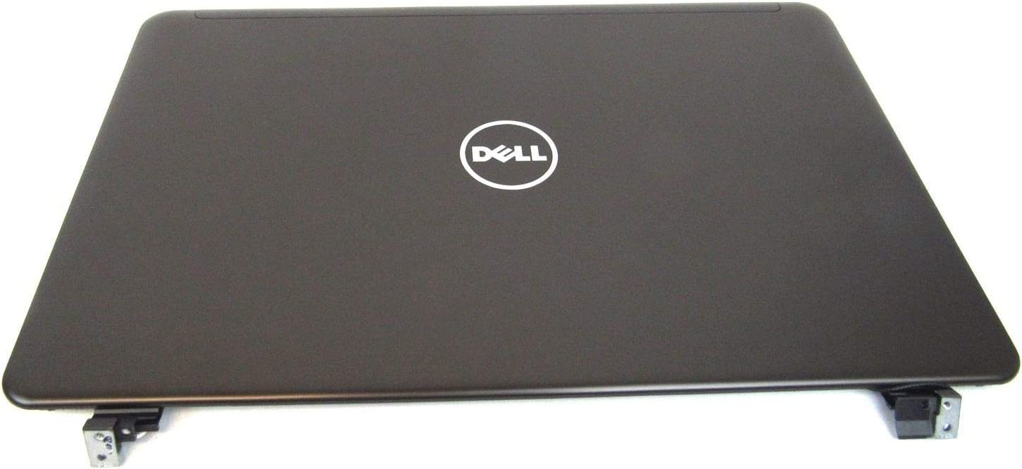 91M1W -Grade B 14 LCD Back Cover Lid Top with Hinges N411z Black Dell Inspiron 14z 91M1W
