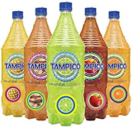 Tampico Soda, Apple 20 Oz (Pack of 4)