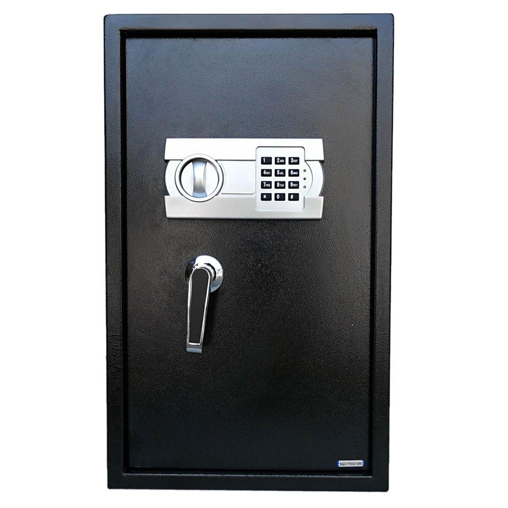 Benlet Home Office Security Safe 1.8 Cubic Feet Electronic Digital Keypad Steel Black Box by Benlet (Image #1)