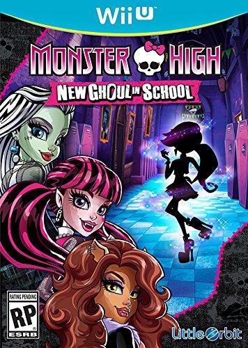 Monster High New Ghoul in School - Wii U]()