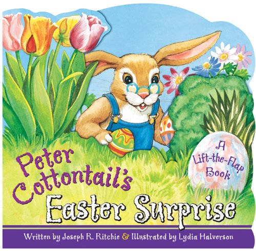 Peter Cottontail's Easter Surprise