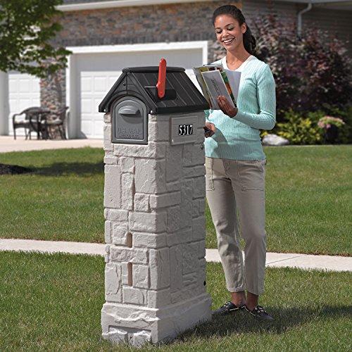 Buy mail drop receptacle