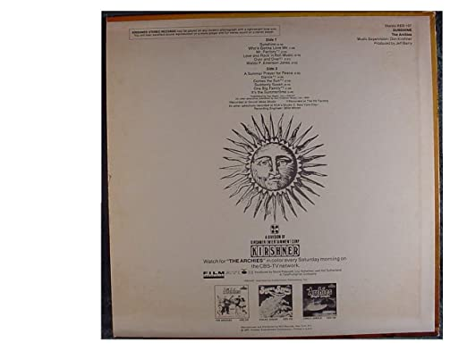 sunshine LP: ARCHIES: Amazon.es: Música