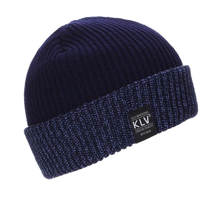 WUDUBE 2019 Nuovo Uomo Donna Baggy Crochet Inverno Caldo Lana Berretto di  Lana Ski Beanie Cranio cadente Caps  Amazon.it  Abbigliamento 39880a8e7f27
