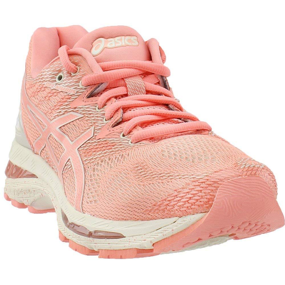 ASICS Gel Nimbus 20 SP Women's Running Shoe, Cherry/Coffee/Blossom, 9.5 M US