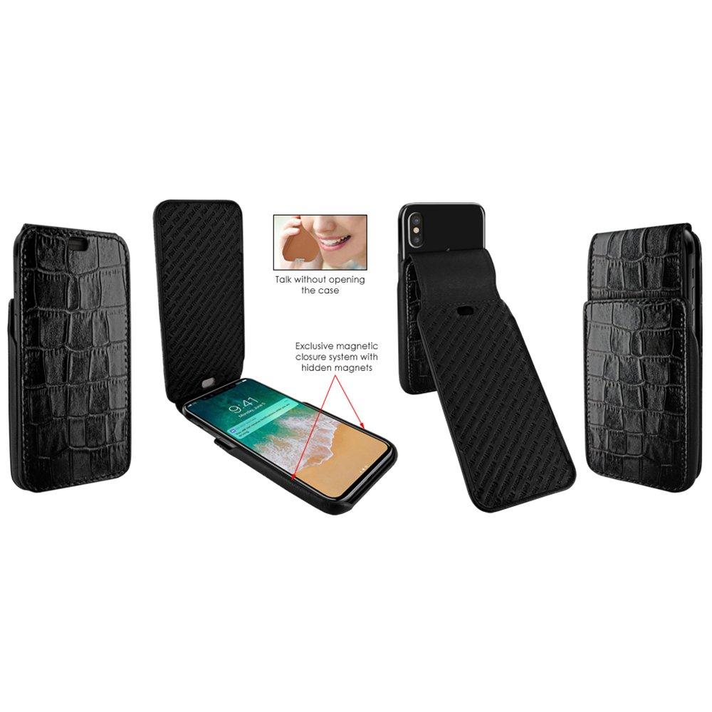 Piel Frama U792CO Case ''iMagnum'' for iPhone X - Black