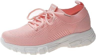 Zapatillas De Mujer Running Zapatos De Verano Nuevos Calcetines ...