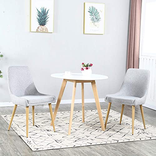 Cheap Bacyion Round Dining Table Set dining room set for sale