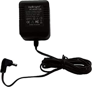 UpBright 9V AC/AC Adapter Replaceent for AT&T 993 933 ATT Lucent 2 Line Office Business CID Speakerphone Telephone Corded Phone w/Caller ID Class 2 Power Supply Cord Cable Battery Charger Mains PSU