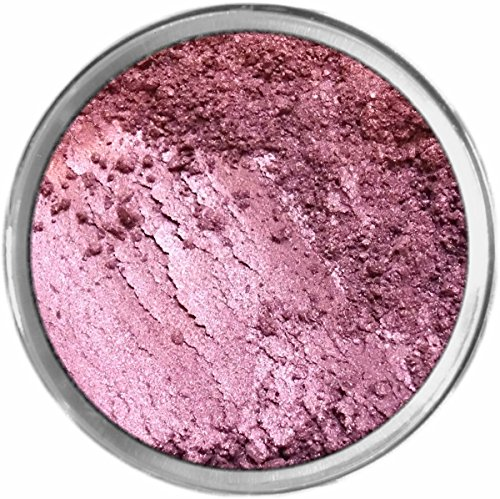 Kunzite Loose Powder Mineral Shimmer Multi Use Eyes Face Color Makeup Bare Earth Pigment Minerals Make Up Cosmetics By MAD Minerals Cruelty Free - 10 Gram Sized Sifter Jar