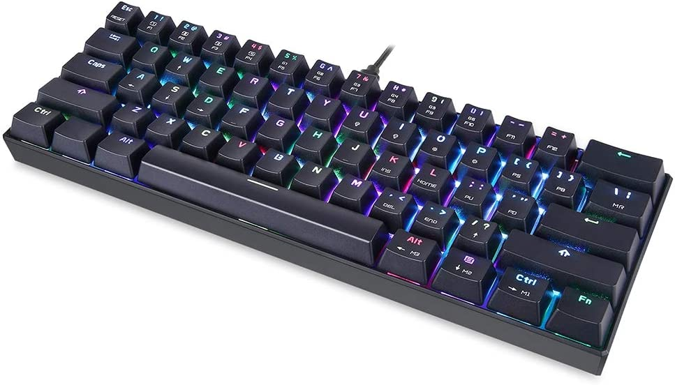 CK61 NKRO Gaming Mechanical Keyboard with Kailh Box Switch