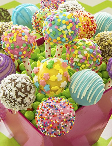 Springbok Puzzles - Cake Pops - 350 Piece Jigsaw Puzzle - Large 23.5 Inches by 18 Inches Puzzle - Made in USA - Unique Cut Interlocking Pieces - Large Pieces - Easy to Pick and Place