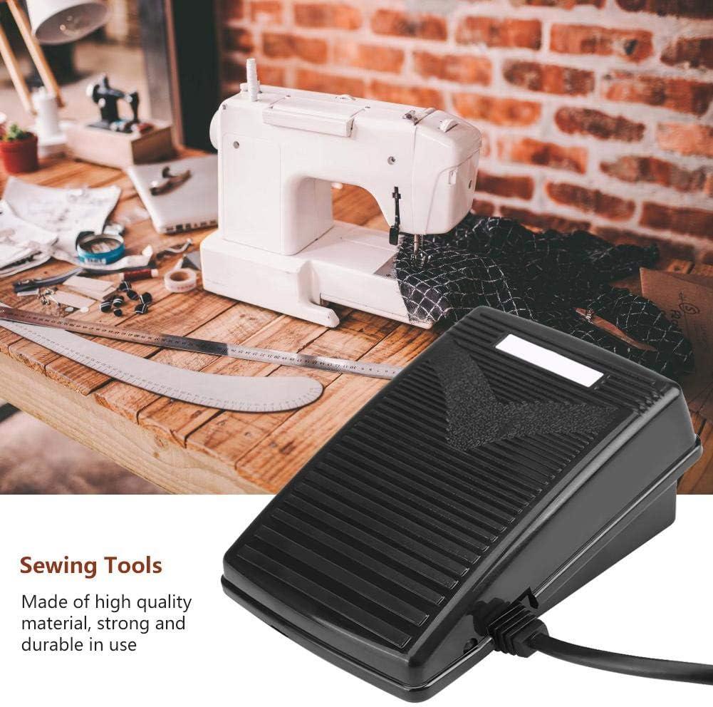 Pedal de control de pie de máquina de coser para el hogar con ...