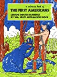 The First Americans Coloring Book, William Sauts Bock, 0912608048