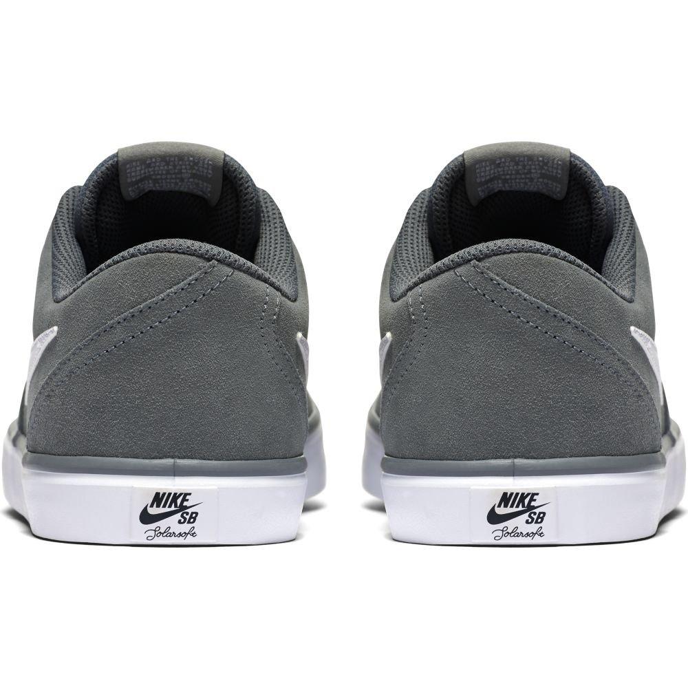 NIKE Men's SB Check Solarsoft Skateboarding Shoe