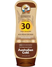 australian gold spf 30 crema upside-down + bronzer 237 ml