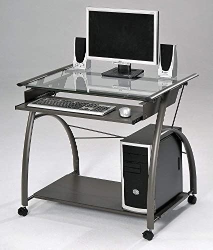 ACME Vincent Computer Desk – 00118 – Pewter