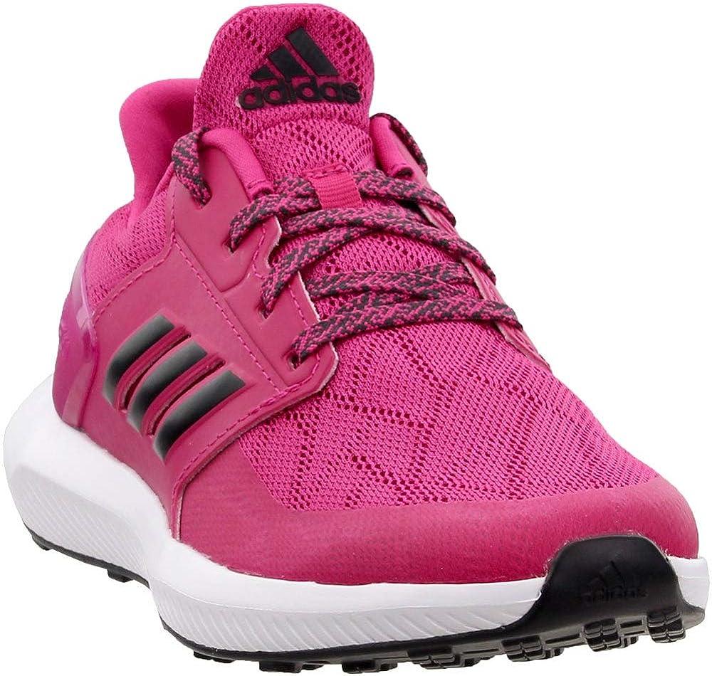 Amazon.com: adidas Kids Girls RapidaRun - Running Sneakers Shoes ...