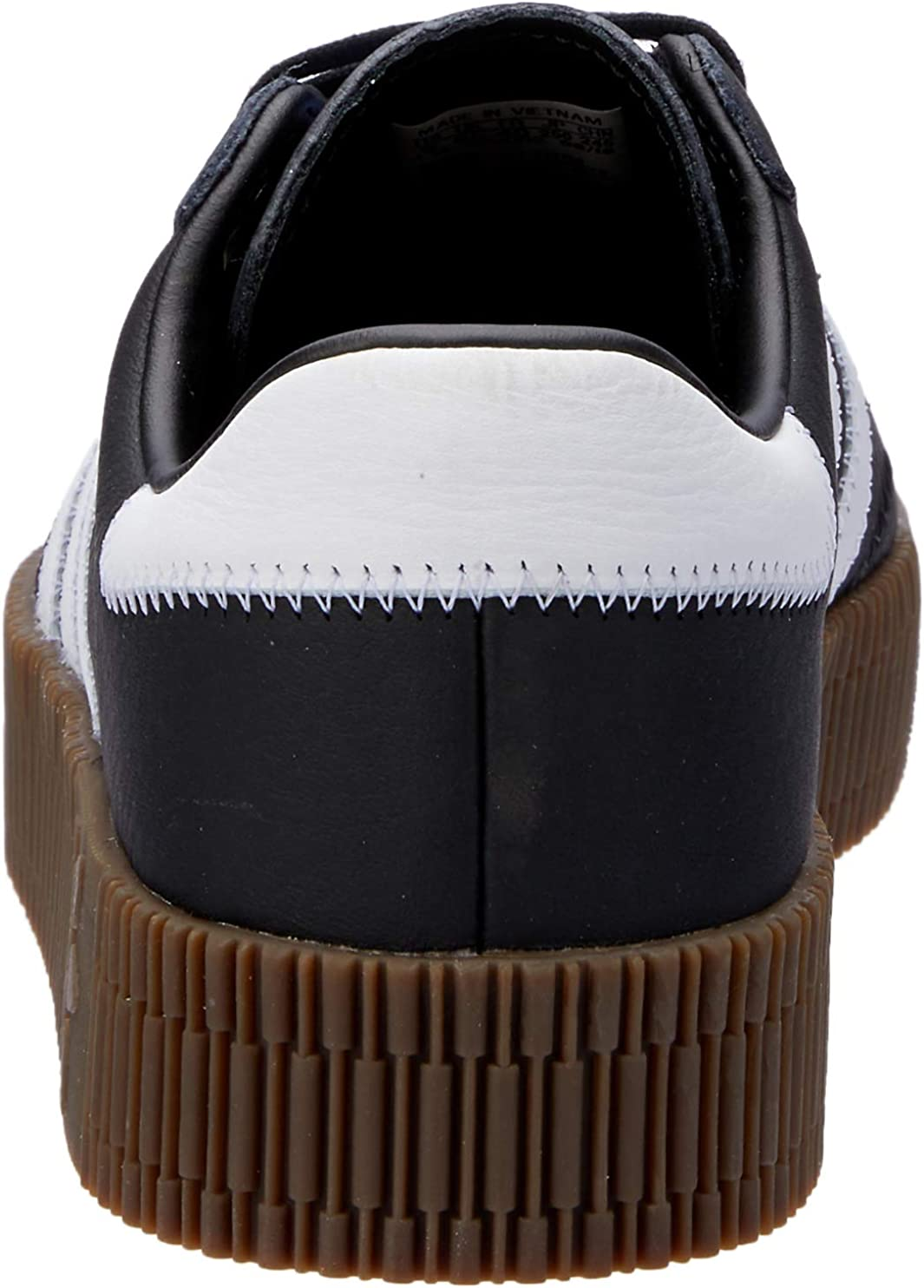 adidas Damen Sambarose W Fitnessschuhe Schwarz Negbás Ftwbla Gum5 000
