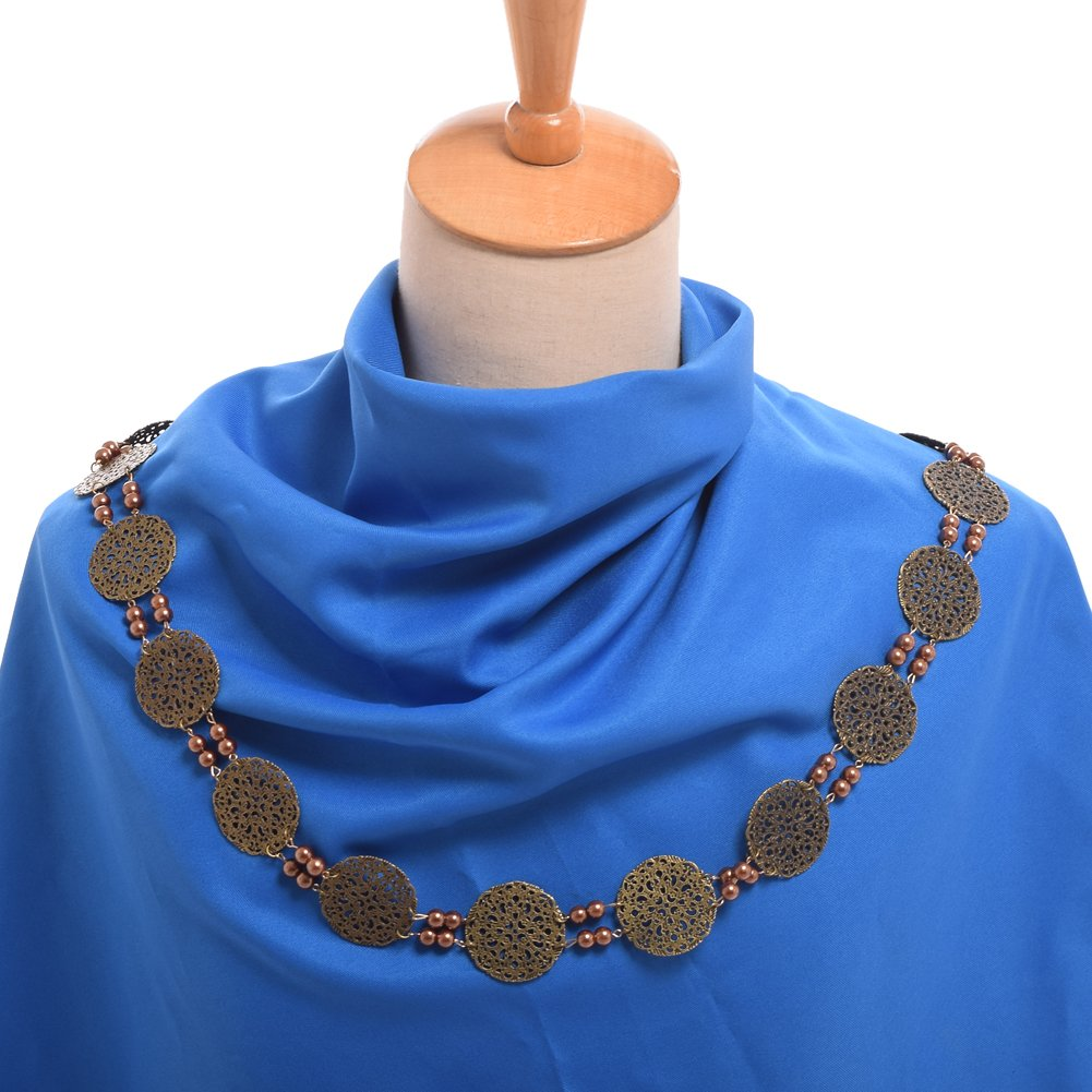 GRACEART Tudors Chain of Office Livery Collar Necklace