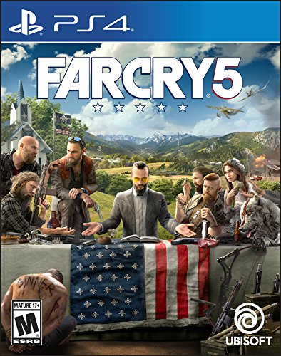 Video Games : Far Cry 5 - PlayStation 4 Standard Edition