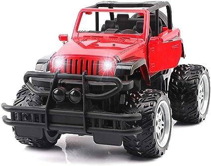 Escalada coche rojo 01:14 Escala Hummer de coches de juguete ...