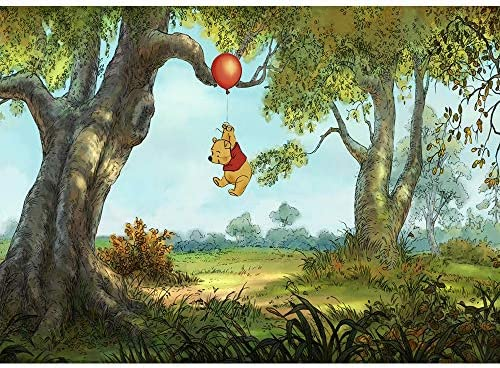 7x5 Art Print of Red Balloon Dog