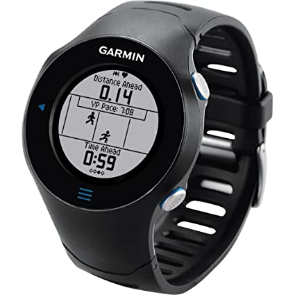amazon com garmin forerunner 610 touchscreen gps watch black gps