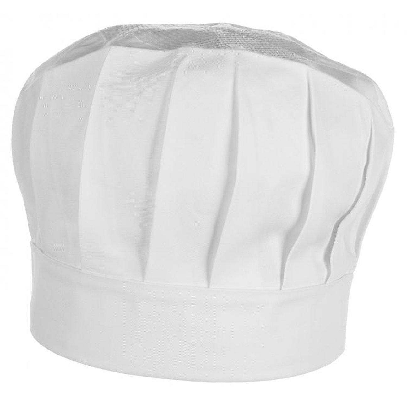 Cappello da Cuoco Liguria Meno Alto Hutshopping