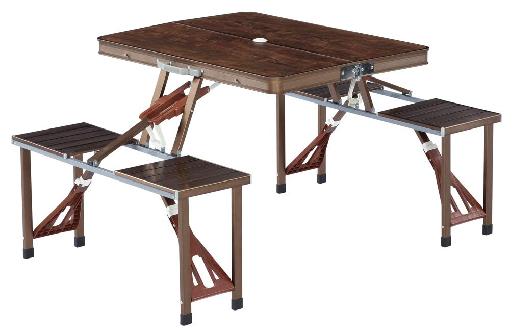 North Eagle(ノースイーグル) テーブル アルミピクニックテーブルクラッシック NE1386