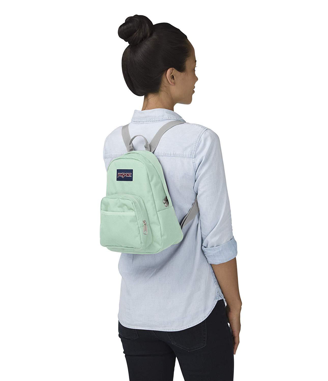 GRN-Brook Green JanSport Half Pint Backpack
