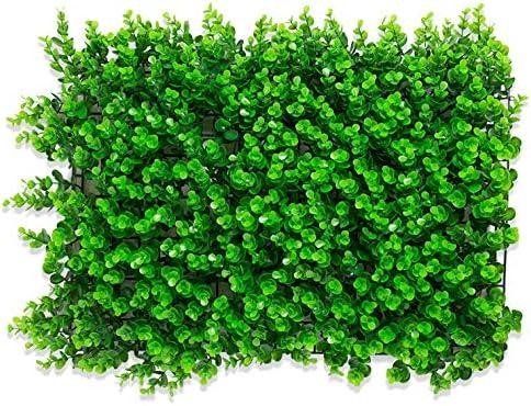 TTIK Césped de Plantas Flor Hierba Hoja Jardín Boda Mesa Fiesta Interior y Exterior 10Pcs para decoración de Plantas Verticales, 40 x 60 cm,B: Amazon.es: Hogar
