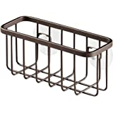 Amazon Price History for:InterDesign Gia Suction Kitchen Sink Caddy, Sponge Holder for Kitchen Accessorie