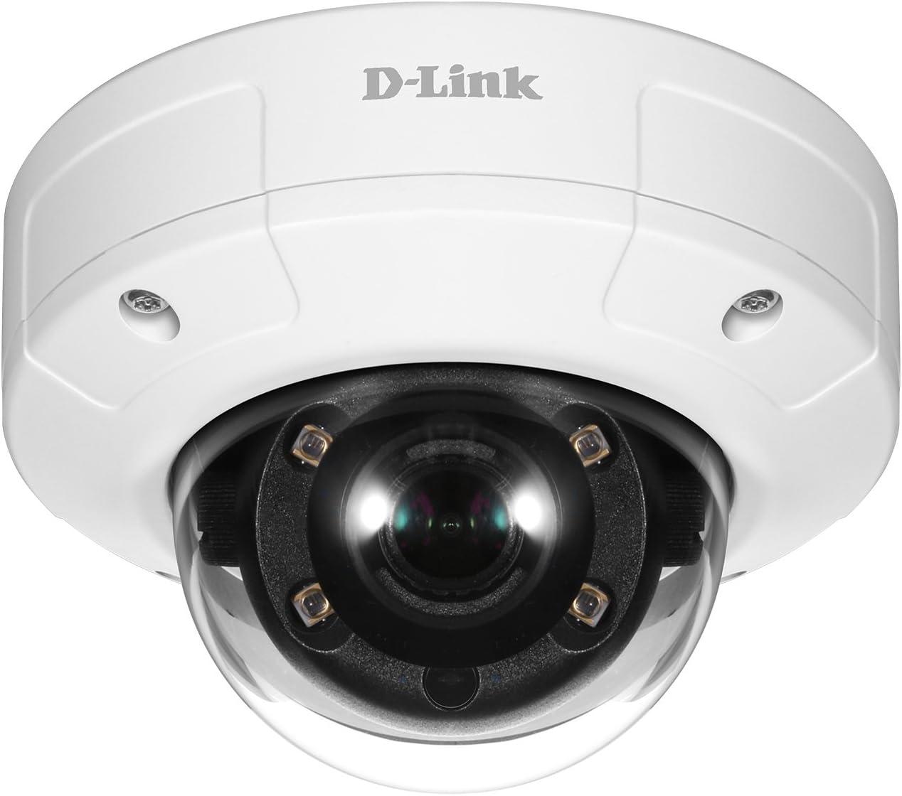 D Link Dcs 4633ev Poe Überwachungskamera Aufnahmen In Hd Qualität Speziell Für Den Außenbereich Tag Und