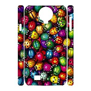 SamSung Galaxy S4 I9500 3D DIY Phone Back Case with coccinella Image
