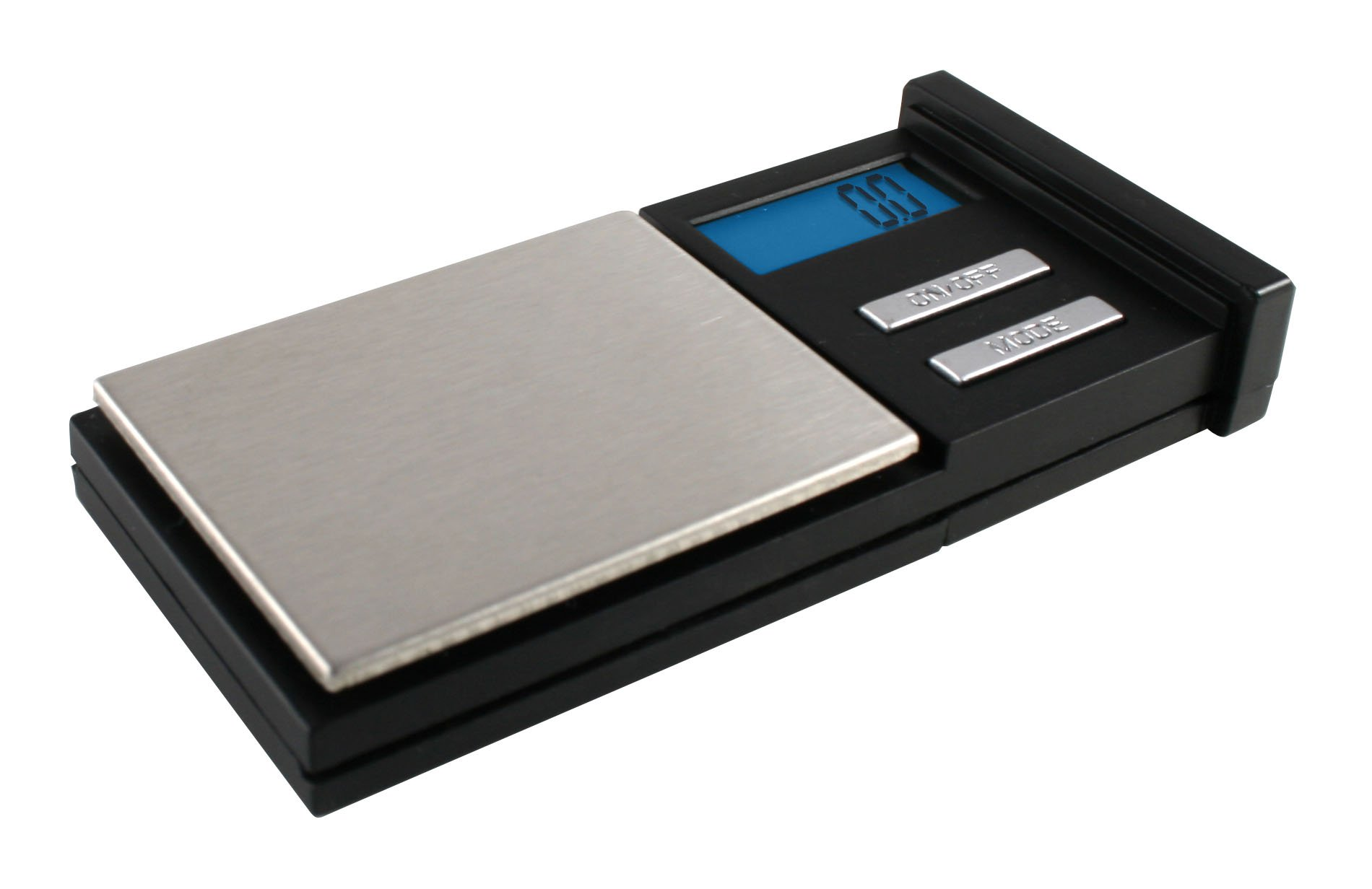 American Weigh Scale Amw-mb50c Matchbox Scale Digital Mini Scale, Club Style, 50 X 0.01 Gram