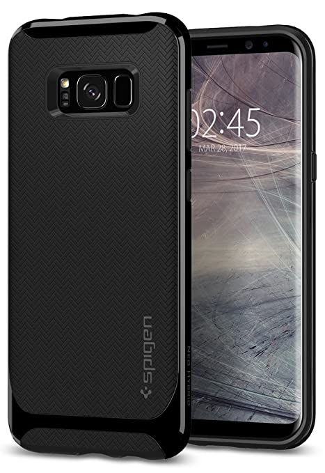 70 opinioni per Cover Galaxy S8 Plus, SPIGEN® Custodia