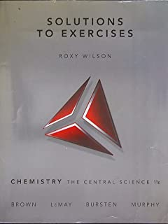 Chemistry the central science ap edition theodore l brown h solutions to exercises to accompany chemistry the central science 11th edition 9780136003250 fandeluxe Images