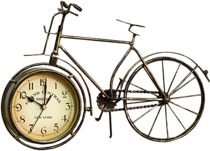 S.W.H Creativo hogar Moda Escritorio Personalizado Reloj Bicicleta ...