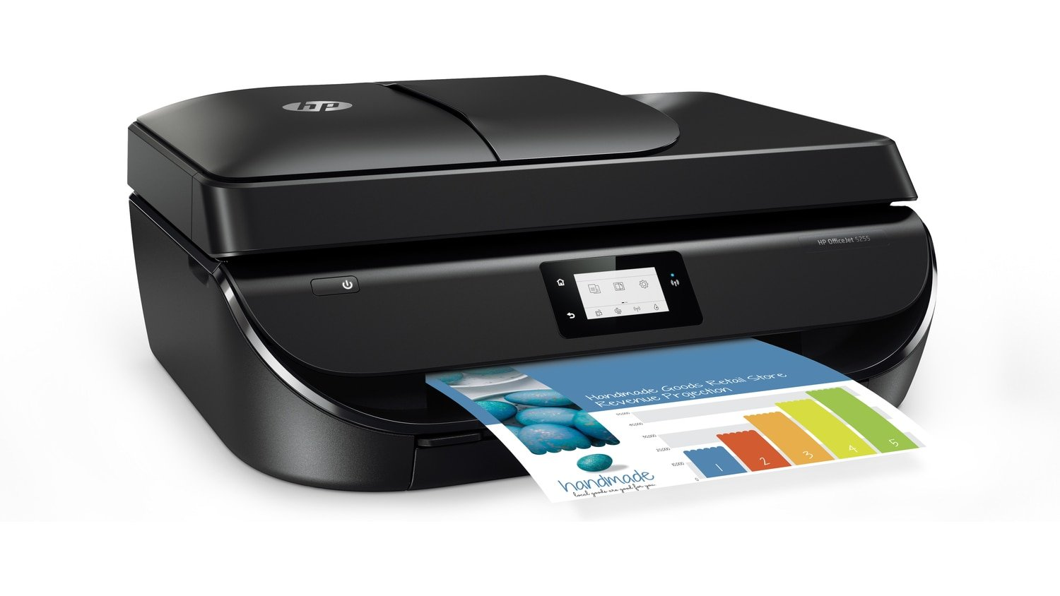 Amazon.com: Impresora todo en uno HP OfficeJet 5255 con ...