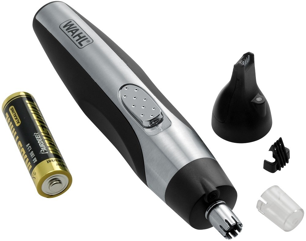 Wahl Ear, Nose and Brow Lighted Trimmer #5546-200 by Wahl (Image #5)