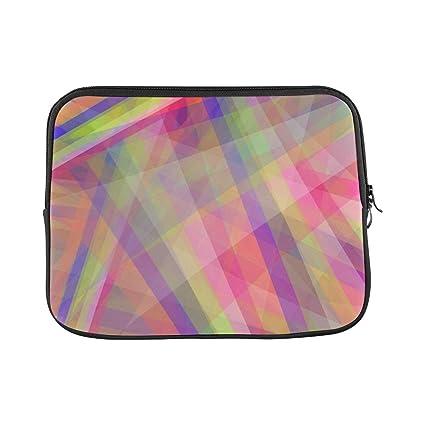 71f8da2c6a6e Amazon.com: Design Custom The Desktop Sleeve Soft Laptop Case Bag ...