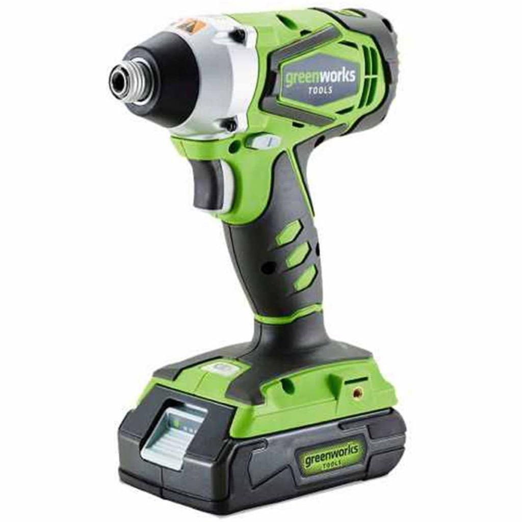Greenworks Boulonneuse sans fil 24V Lithium-ion (sans batterie ni chargeur) - 3801207 Greenworks Tools