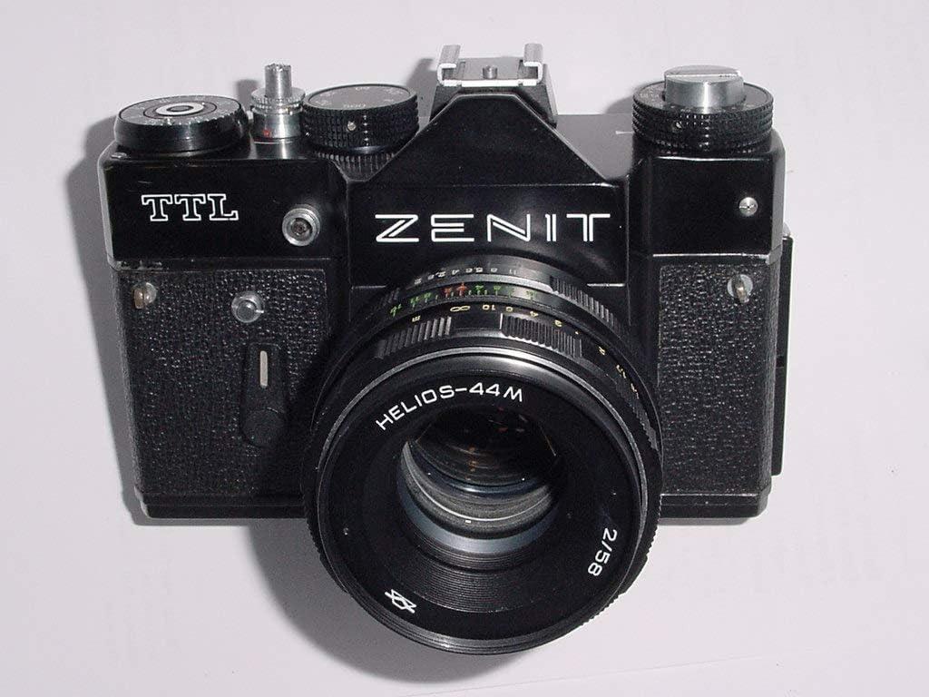 ZENIT-TTL USSR Soviet Union Russian 35mm SLR Film Camera